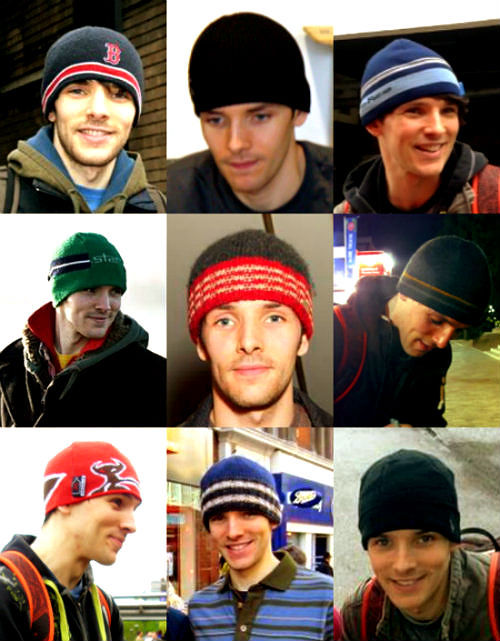 thisisthsou:  iamsleeping:  pancakeghost:  colsandkatie:  Colin ~ Beanies  #how many does he have?!?! jfc #omg #some of these were all taken in the past month does he wear a different Beanie every day  Every time he gets spotted and photographed in one then suddenly it's recognisable and he has to buy a new one to disguise himself again  Haha surely!