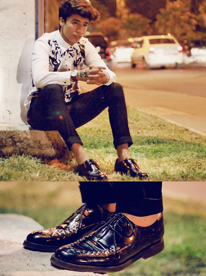 lookbookdotnu:  After Party (by Ayoub Mani)