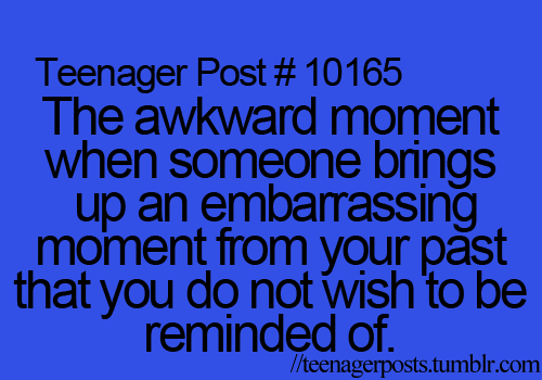 this happens ALOT to me