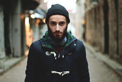 beardsftw:  proprpostur:  Tiago, Portrait [ 2011 ]   [Follow BeardsFTW!]