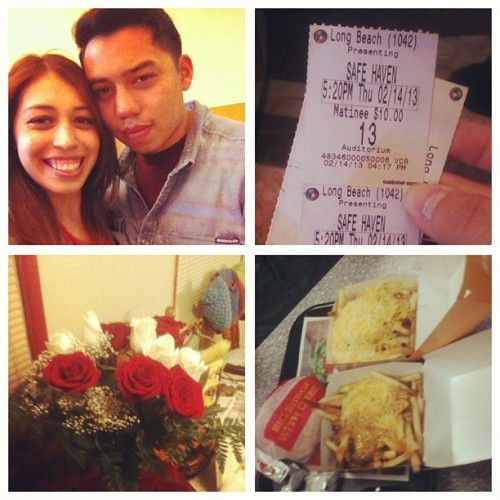 My favorite Valentines yet<3 #love @johnaguillares ilooveeyouu