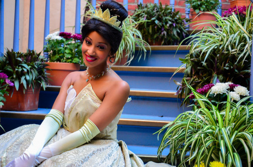Tiana by EverythingDisney on Flickr.