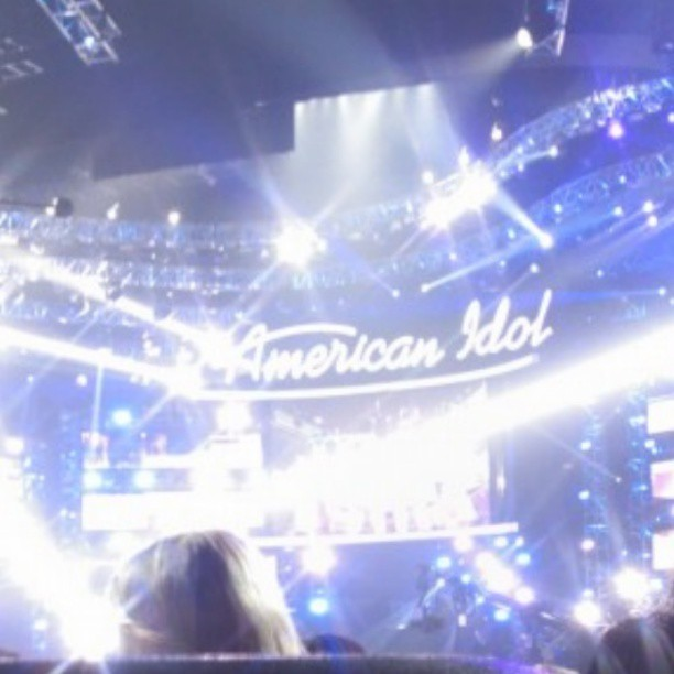 #AmericanIdol Day 2 Finale some great performances!!! (at Nokia Theatre)