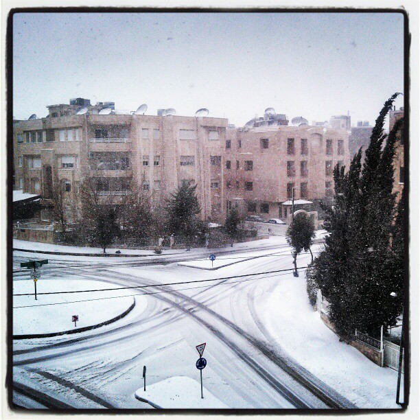 Happening now :) #Amman #BeAmman