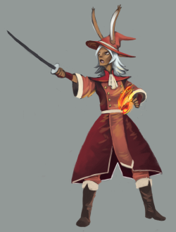 wow I'm so done with this Red Mage from the Final Fantasy Tactics (Advanced) series.