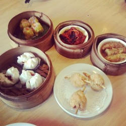 Dimsum @Hotel Kini #asian #brunch #chinese #dimsum