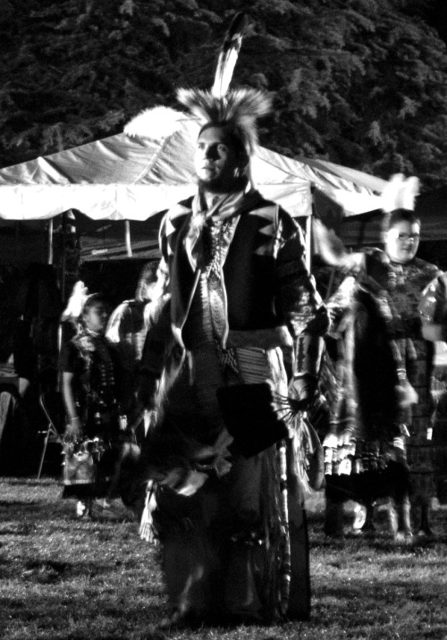 Powwow 2013 in B&W III: East Quad. UC Davis, 04-13-13.
