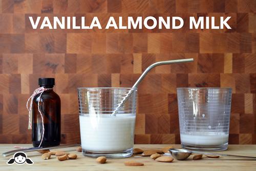 Vanilla Almond Milk by Michelle Tam http://nomnompaleo.com
