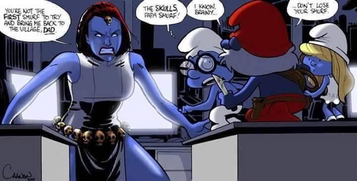 X men mystique porn