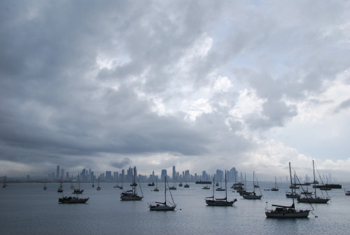 lensblr-network:  Panama City, Panama © 2011 by David Ansley  (naturalphotos.tumblr.com)