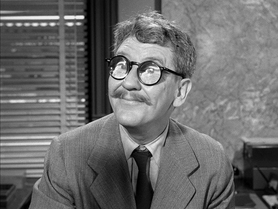 retrogasm:  Time Enough at Last Burgess Meredith