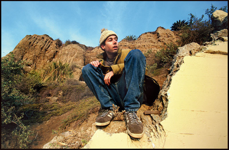 Visual tribute to MCA from Juxtapoz