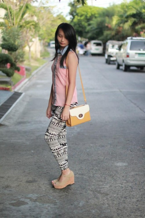 Aztec patterns (by Janela Evangelista)took this last December 25, 2012 :) my photographer is my brother, follow him on tumblr! http://www.davidjkmercado.tumblr.com :)