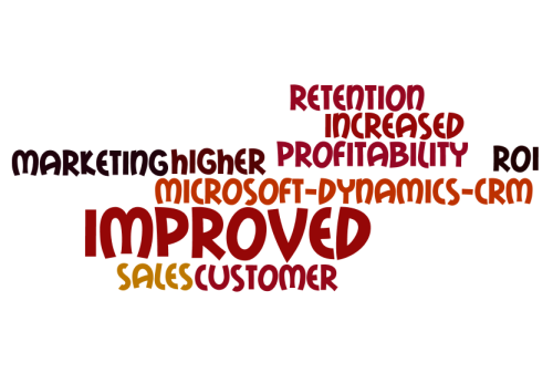 With Microsoft Dynamics CRM - Improve Profitability, increase Customer Retentions and Observer Higher Sales