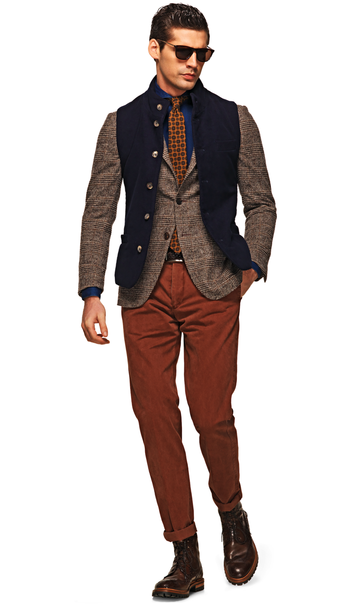 suitsupply:  First Look: Fall/Winter '13 We had our collection presentation yesterday in Milan and it was a smashing success! Here's a quick sneak peek of what we showed all of the editors on hand. More looks to come later this week…
