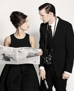 Jenna and Matt