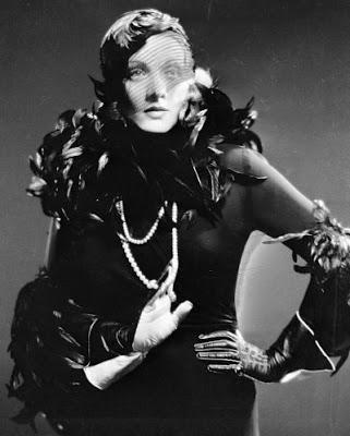 Marlene Dietrich for Shanghai Express, 1932. #marlene dietrich#shanghai express#1930s