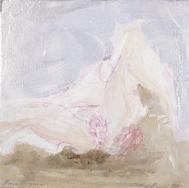 "bazaari:  Tracey Emin ""Rose Virgin"""