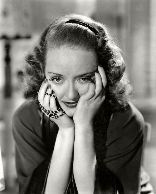 screengoddess:  Bette Davis  - That Certain Woman 1937