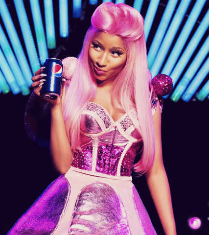 sky-is-the-limit-and-infinity:  Nicki Minaj