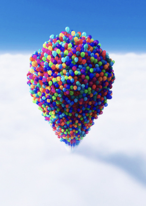 mipobrecorazonoxidado:  UP IN THE AIR