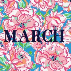 little-miss-southern-belle:  Happy March, y'all!