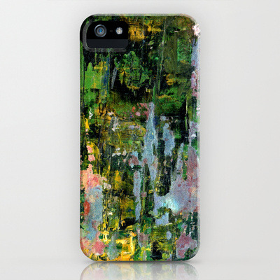 Giverny iPhone & iPod Case by agnes Trachet | Society6 on We Heart It - http://weheartit.com/entry/61740867/via/akaclem   Hearted from: http://society6.com/agnesTrachet/Giverny-hYg_iPhone-Case