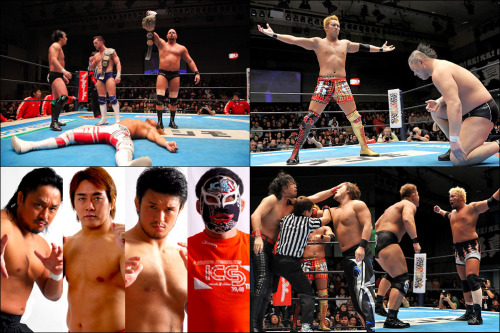 "[NJPW News] New Japan announced the full card for their upcoming iPPV which will be held on February 10th.Among the newly announced matches are 4 matches that have been set in place following the show on February 3rd. Kazuchika Okada will be taking on Minoru Suzuki in the semi-final match of the show, with Okada looking to prove himself against the leader of Suzuki-gun. It has been a war between the two leading heel units in New Japan today with CHAOS vs. Suzuki-gun as of late, and on the 2/3 show Okada challenged Suzuki to a singles match for the 2/10 show. It didn't take long for NJPW to announce the match on the upcoming iPPV and it will surely be one to cause a rift between the two heel factions.Shinsuke Nakamura will also be defending CHAOS as he takes on another member of Suzuki-gun in K-DOJO's Kengo Mashimo. Mashimo is known as of the more skilled wrestlers in the Indy scene in Japan and on the 2/3 show him and Nakamura showed their hatred against one another. It seemed a match would be coming soon following, and it was announced to happen on 2/10. This will be a big opportunity for Mashimo to show his skill against the current IWGP Intercontinental Champion in a non-title match. Who knows, if he can pull out the upset win he would surely be in line for a rematch with the belt on the line.Hirooki Goto made a shocking announcement on the 2/3 show at calling out, his friend since High School, Katsuyori Shibata. It may have seemed like Laughter7 was done in NJPW after them both losing at the big WRESTLE KINGDOM show, but after the announcement of their inclusion on the upcoming show they might have more still left to do. Goto might not have gotten the single match he wanted, but he will be teaming with Wataru Inoue (who is far from a stranger of the two) as they take on the Laughter7 duo.The last of the special matches announced with see Makabe going one on one against Yujiro Takahashi. Yujiro has taken it upon himself to attack Makabe physically and verbally after their matches scheduled tag matches this month. Makabe will be surely looking for revenge, and Yujiro will have to contend with the very angry Unchained Gorilla face to face. Will Yujiro prove himself as the better man that he thinks he is, or will Makabe shut up the Playboy?This event will be offered on live iPPV on NJPW's USTREAM channel for $25. You can order the event by checking out the link below.http://www.ustream.tv/channel/njpw1972New Japan Pro Wrestling ""THE NEW BEGINNING"", 2/10/2013 [Sun] 15:00 @ Hiroshima Sun Plaza Hall(1) Yuji Nagata, Manabu Nakanishi, Tama Tonga, Jushin Thunder Liger & Tiger Mask IV vs. Toru Yano, Takashi Iizuka, Tomohiro Ishii, YOSHI-HASHI & Jado(2) IWGP Junior Tag Championship Match: [34th Champions] ""TIME SLITTERS"" KUSHIDA & Alex Shelley vs. [Challengers] ""FOREVER HOOLIGANS"" Rocky Romero & Alex Koslov~ 1st Defense.(3) IWGP Junior Heavyweight Championship Match: [66th Champion] Prince Devitt vs. [Challenger] Ryusuke Taguchi~ 2nd Defense.(3) IWGP Tag Championship Match: [61st Champions] ""KILLER ELITE SQUAD"" Lance Archer & Davey Boy Smith, Jr. vs. [Challengers] ""TenCozy"" Hiroyoshi Tenzan & Satoshi Kojima~ 2nd Defense.(4) Special Single Match: Togi Makabe vs. Yujiro Takahashi(5) Special Tag Match: Hirooki Goto & Wataru Inoue vs. Kazushi Sakuraba & Katsuyori Shibata [Laughter7](6) Special Single Match: Shinsuke Nakamura vs. Kengo Mashimo [K-DOJO](7) Special Single Match: Kazuchika Okada vs. Minoru Suzuki(8) IWGP Heavyweight Championship Match: [58th Champion] Hiroshi Tanahashi vs. [Challenger] ""The Machine Gun"" Karl Anderson~ 7th Defense.http://www.puroresuspirit.com/2012/12/22/njpw-event-cards-for-january-february-2013/"