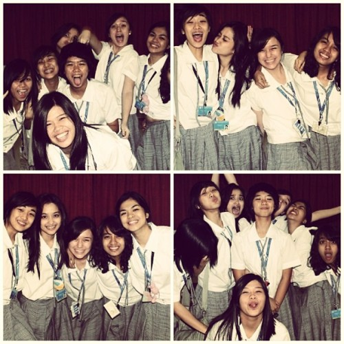 😝 #throwback #highschool