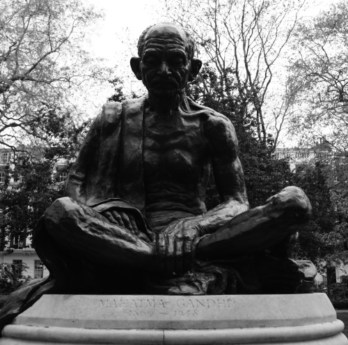 mahatma gandhiTavistock Square, London