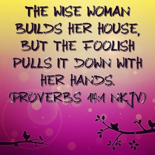 Lord let Your Wisdom flow through me… Amen. #WomanOfWisdom #Proverbs #ThankGodImaWoman