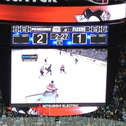 Way to go Pens!! 💛🐧