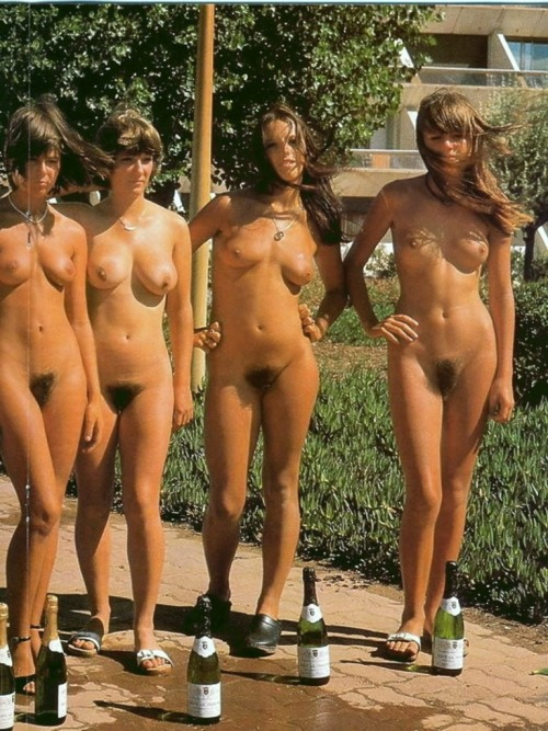 Nude nudists vintage magazines
