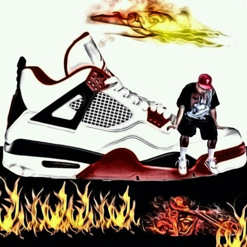 Heat on my feet, yup must be these FireReds….