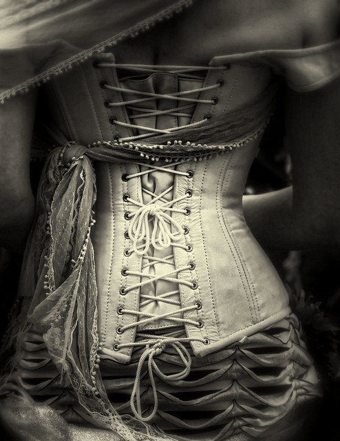 #Corset #Beauty #Wedding #Sexy