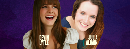 leakyhelp:  JULIA ALBAIN AND DEVIN LYTLE COMING TO PORTLAND!Julia Albain and Devin Lytle are coming to Portland! Both of these lovely ladies will be taking an active role and lending their hands at the con.  Julia will be directing our epic Opening Ceremonies. Julia directed several shows with Basement Arts while at the University of Michigan, including The Last Days of Judas Iscariot, the reboot of which premieres later this summer in Chicago. Julia has appeared in various Team Starkid productions, including A Very Potter Musical and Holy Musical B@man! She is a co-founder of Glow* Collective, an online community that seeks to inspire and empower women, and she is also the author of A Glamorously Unglamorous Life, which was released last summer. Devin will feature in our Opening Ceremony and will serve as one of our Fittie 5K coordinators. Devin is a fitness buff and a contributing member of Fitting It In, a health and fitness blog founded by Melissa Anelli. Devin will also participate in a body image panel with Hunger Games star Jackie Emerson. She has also appeared in various Team Starkid productions, including as Cho Chang in A Very Potter Musical and A Very Potter Senior Year. And no, she doesn't really have a Southern accent (even though she is from the South!). She attended the University of Michigan and currently lives in Los Angeles Help us welcome Julia and Devin — we're so excited to have Julia and Devin back and working with us!