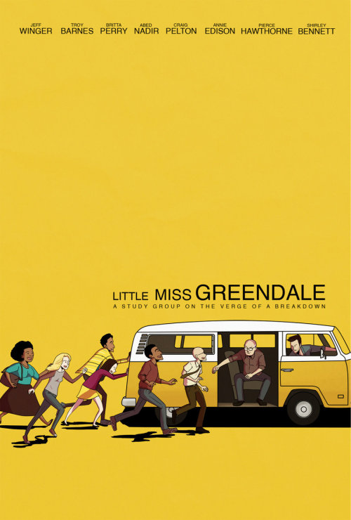 thegeek531:  LITTLE MISS GREENDALE by ~Engelen