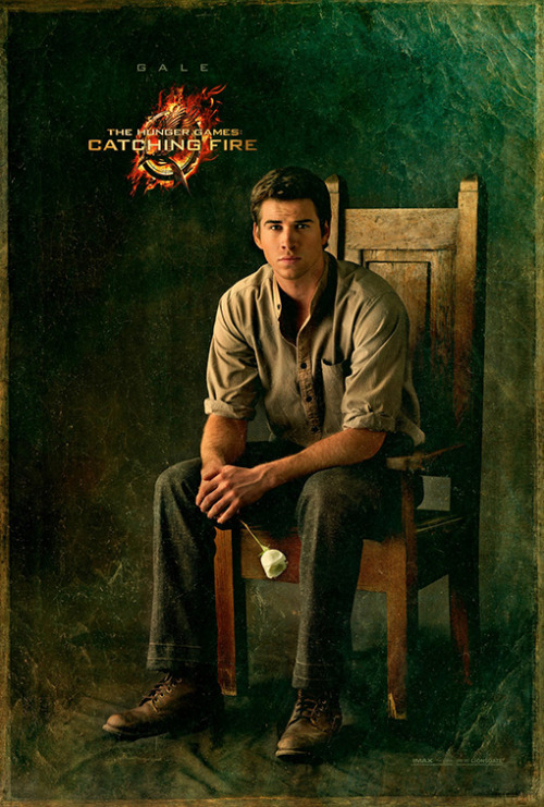 'The Hunger Games: Catching Fire': Well, hello there, Gale!…