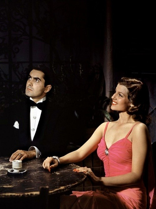 maestro1x:  Tyrone Power and Rita Hayworth , Blood and Sand (1941)