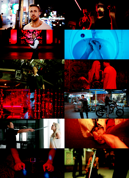 Only God Forgives (2013) directed by Nicolas Winding Refn