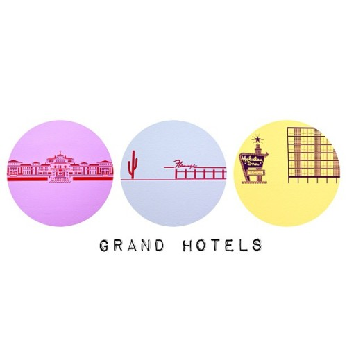 I had to; one more image of the grand hotels exhibition. Go visit, k? (at Vancouver Art Gallery)