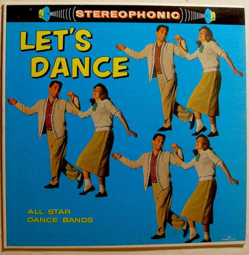 More Dance Party USA album covers here.