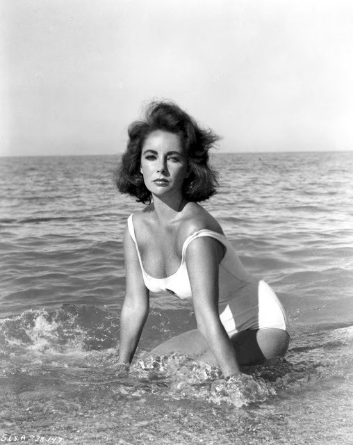 Elizabeth Taylor Suddenly Last Summer 1959