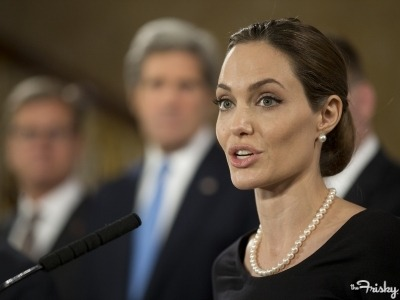 Angelina Jolie Reportedly Will Have Ovaries Removed