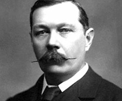 Literary Birthday - 22 May Happy Birthday, Arthur Conan Doyle, born 22 May 1859, died 7 July 1930 10 Quotes It is a great thing to start life with a small number of really good books which are your very own. Anything is better than stagnation. When you have eliminated the impossible, whatever remains, however improbable, must be the truth. My mind rebels at stagnation. Give me problems, give me work, give me the most abstruse cryptogram, or the most intricate analysis, and I am in my own proper atmosphere. But I abhor the dull routine of existence. I crave for mental exaltation. It is a capital mistake to theorize before one has data. I have frequently gained my first real insight into the character of parents by studying their children. Mediocrity knows nothing higher than itself, but talent instantly recognizes genius. As a rule, said Holmes, the more bizarre a thing is the less mysterious it proves to be. It is your commonplace, featureless crimes which are really puzzling, just as a commonplace face is the most difficult to identify. Where there is no imagination there is no horror. The love of books is among the choicest gifts of the gods. Arthur Conan Doyle was a Scottish physician and author who is best known for his Sherlock Holmes novels. He was a prolific writer who wrote fantasy and science fiction stories, plays, romances, poetry, non-fiction, and historical novels. by Amanda Patterson for Writers Write