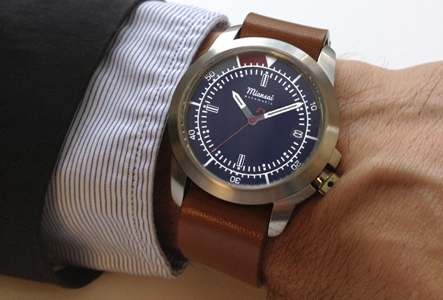 Miansai started making watches. This is the M3 model, but there are a very impressive amount of other options in the M Collection. Check them out here.