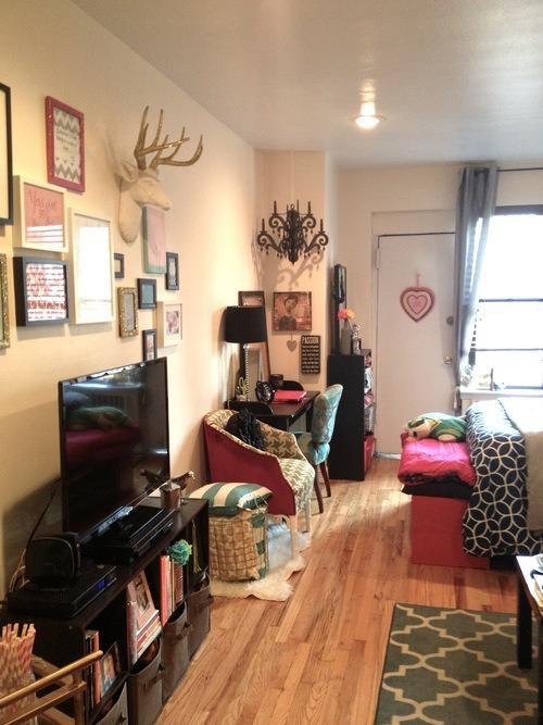 NYC Living :: Welcome to my Studio!