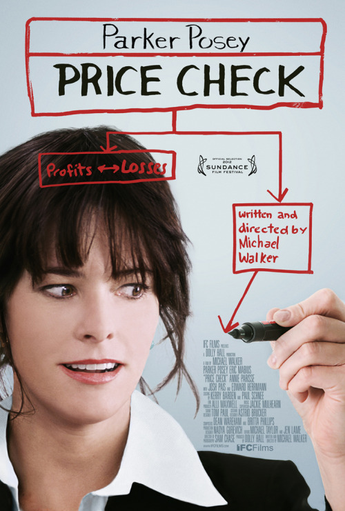 'Price Check' is a US comedic drama about a family man and his new demanding boss.  (click the picture for a trailer link)