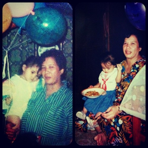 Happy Nanay's Day Nanay Ba. I miss you. #mothersday #lolaskid #bestlola (at Calumpang, Marikina)