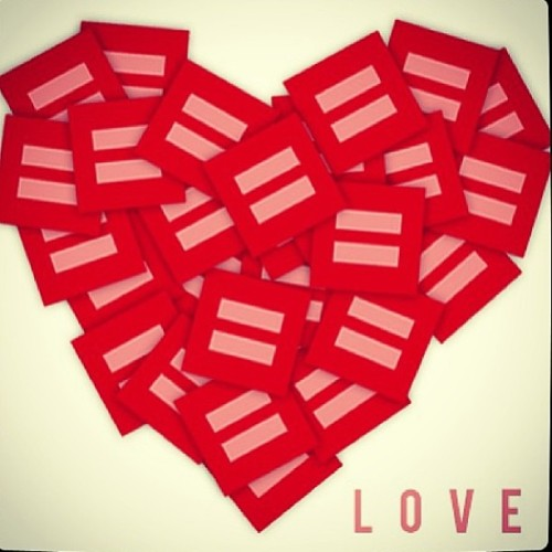 #marriageequality love is love.